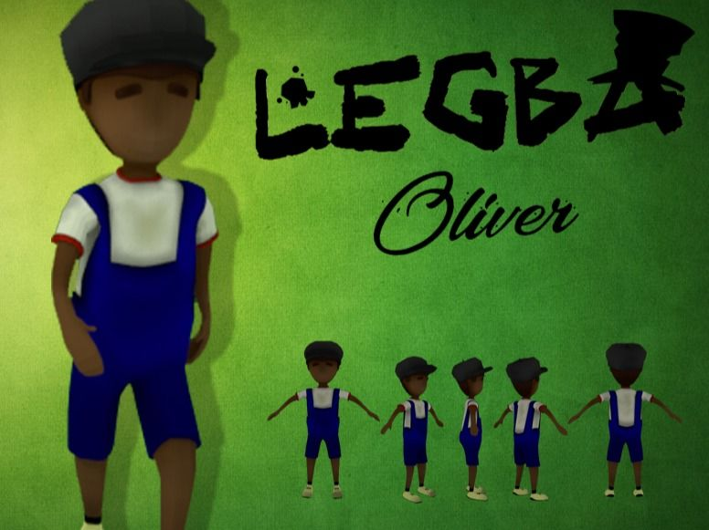 Characters from LEGBA
