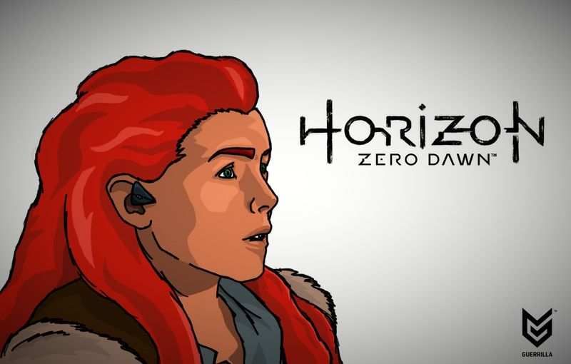 Aloy Fan Art
