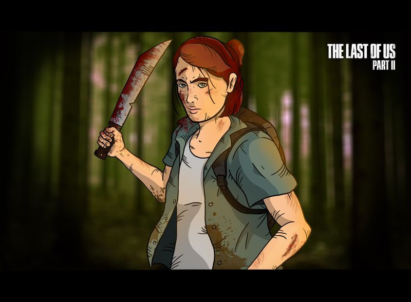 Ellie (The Last of Us: Part II)