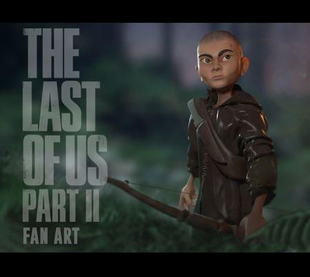 Lev - TheLastOfUs PartII (FanArt)