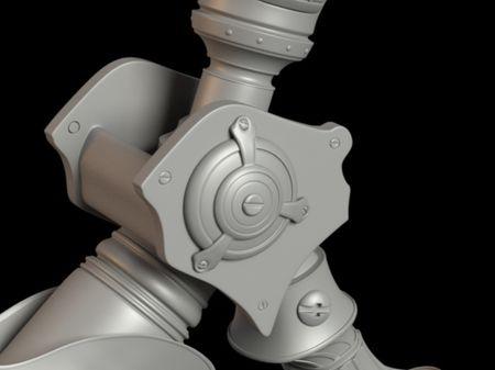 Forgeking's Hammer  [Final Fantasy Fan Art]