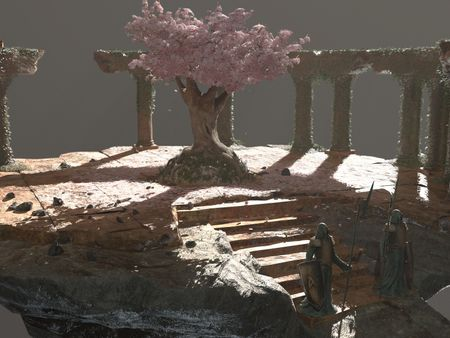 Ruins practise
