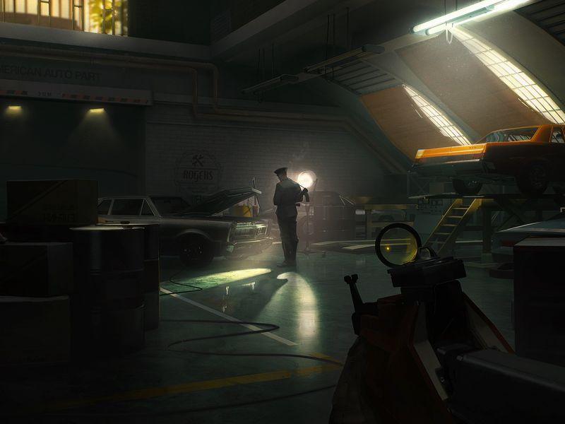 Stalking - Gameplay Keyframe