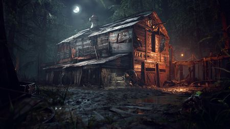 Slaughterhouse - Real-time Environment (UE4)
