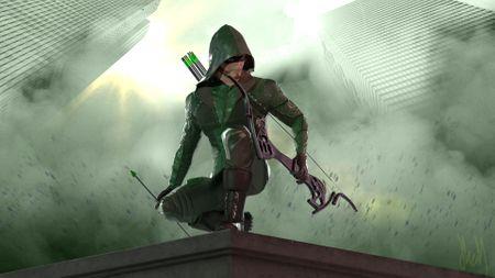 Season 8 - Oliver Queen/Green Arrow