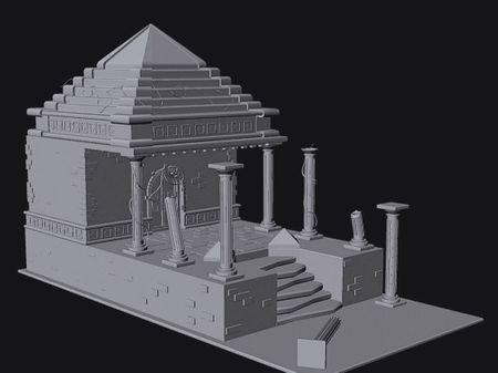 Temple of Roypt