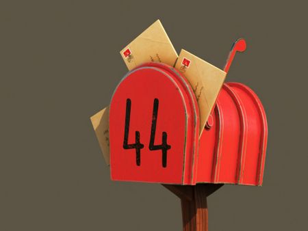Stylised Mailbox Asset