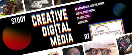 Creative Digital Media Campaign