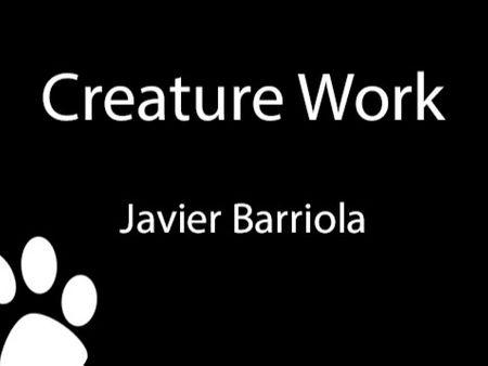 Creature Work