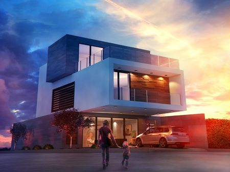 [Architecture Visualization] Home Sweet Home