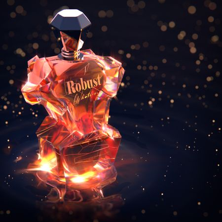 [3D Packshot] Perfume Design