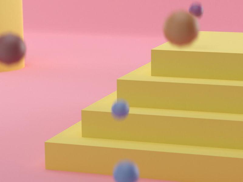 Pyramid Balls