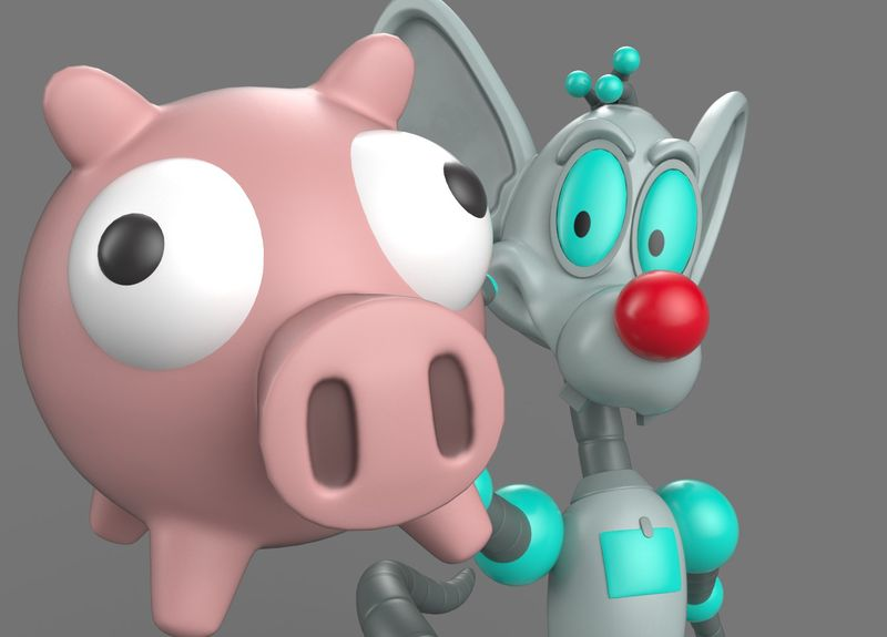 G.I.R + Pinky Fusion