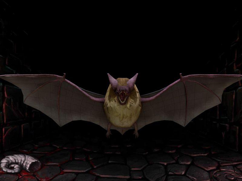 Stylized Bat