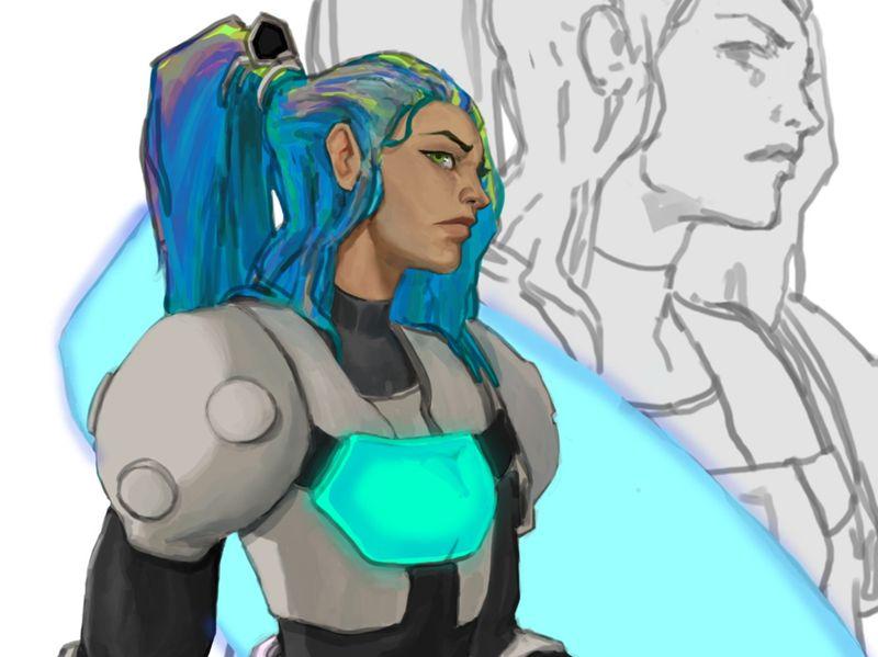 Space Girl (tank)
