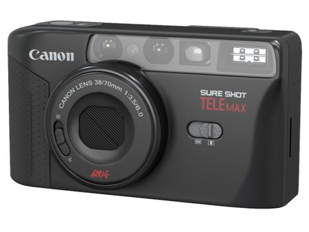 Canon Sure Shot Telemax - Lookdev
