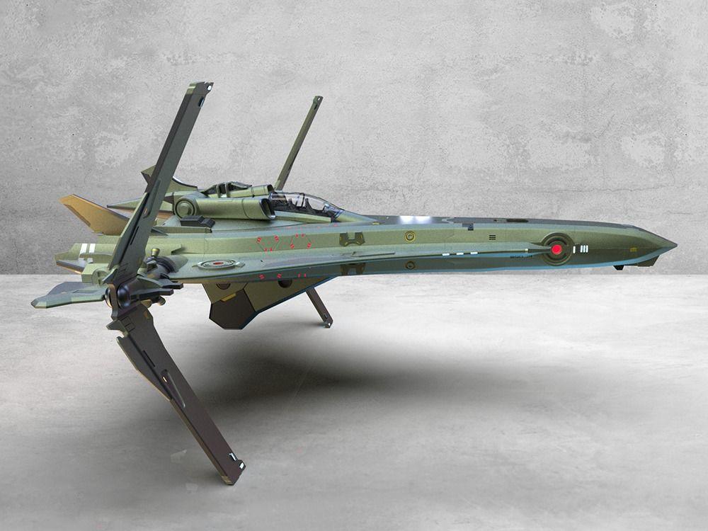 Falcon Light Fighter