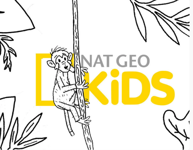 "Natgeo ""ADVENTURE"" Logo Animation"