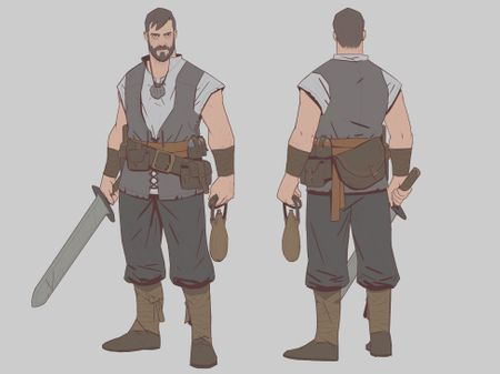 Crusaders of Might and Magic Redesign