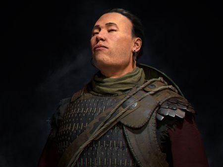 Soldier - Gui Yuan OC