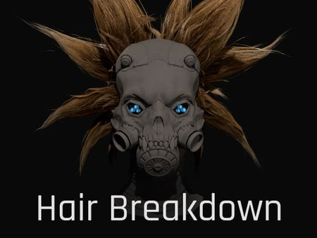 Psycho Girl - Hair