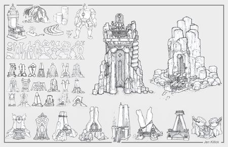 Lava Throne