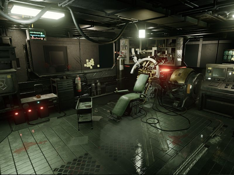 Dead Rising 4 - Secret Lab