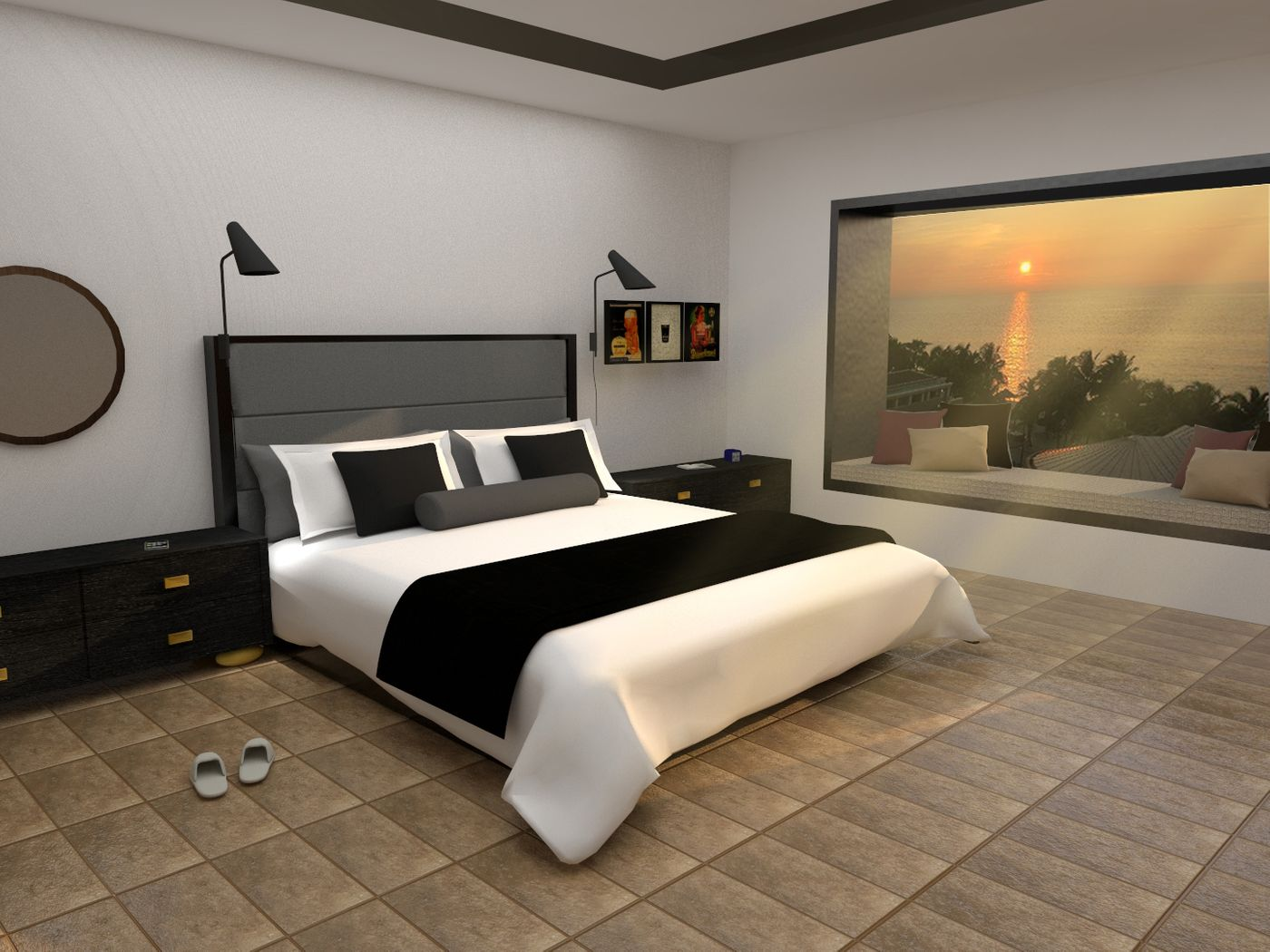 Bedroom Jenniferrlinn