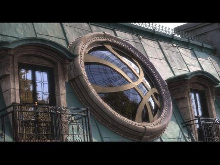 Sweded Teaser - Avengers Infinity War - Sanctum sanctorum's roof shot