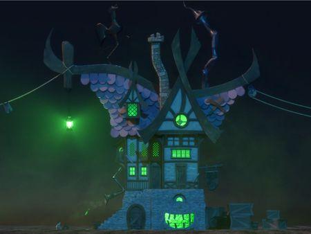 Scary Inn