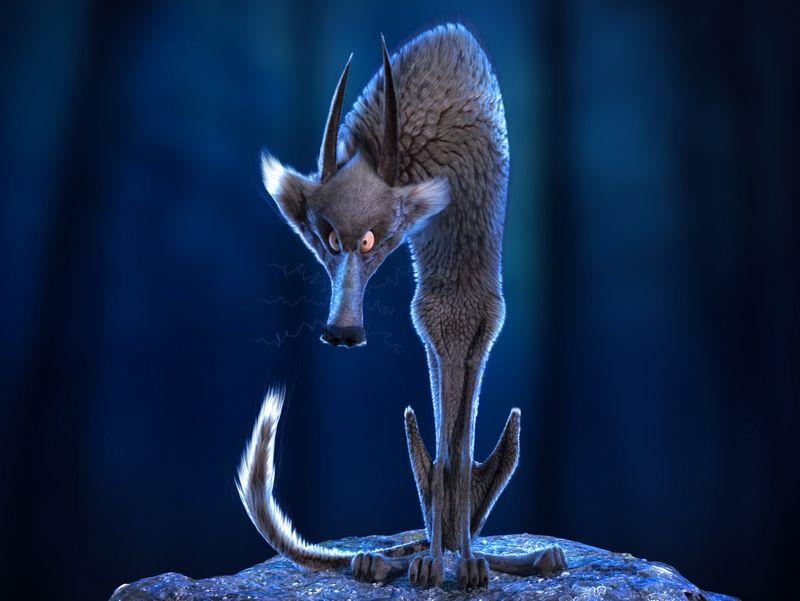 Jérémy Fache - 3D Animation entry