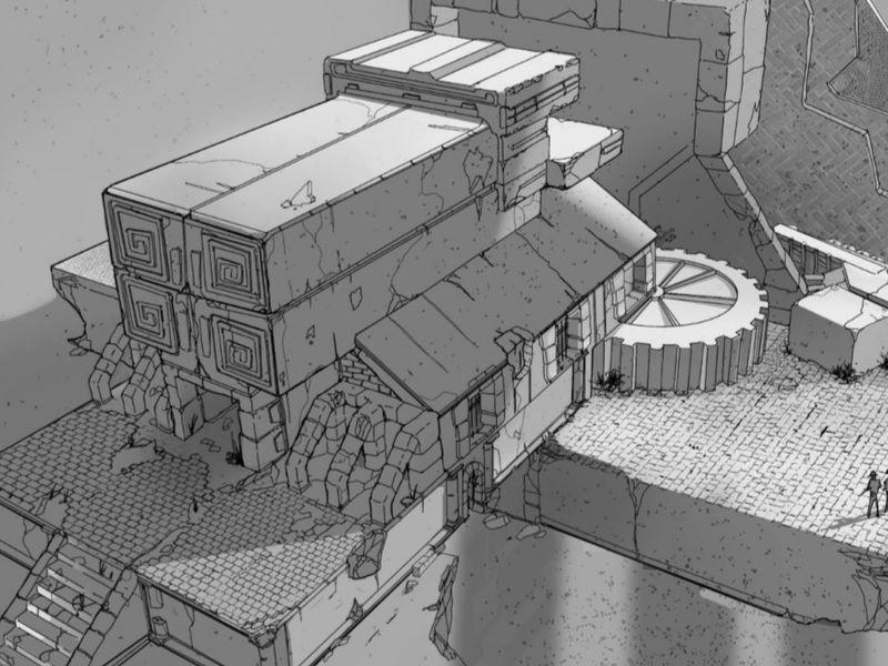 CCS Detroit Concept Design - Accepted Entrance Portfolio
