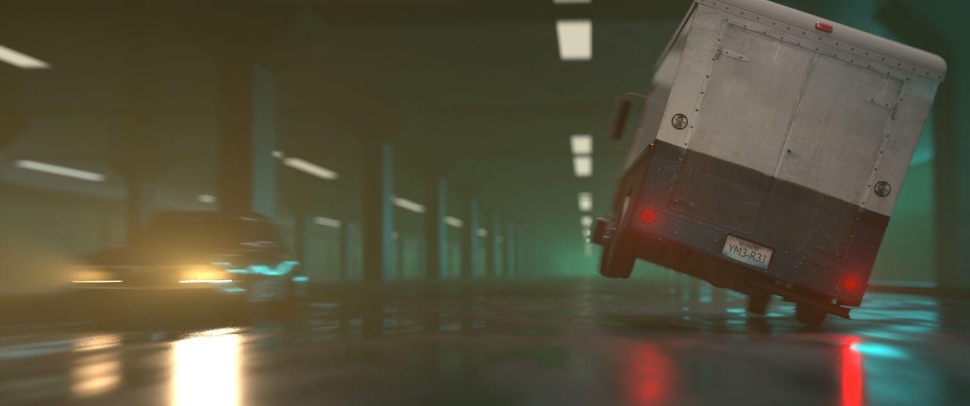 Safe Escape | Animation