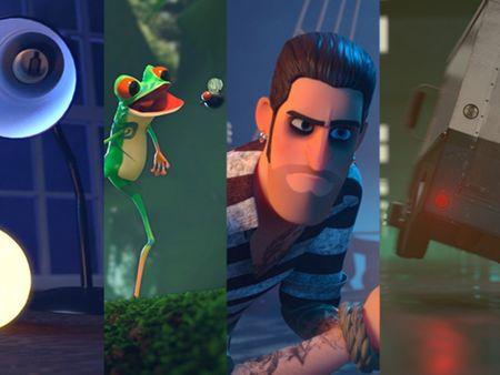 Jeremy Schaefer's 3D Animation Work