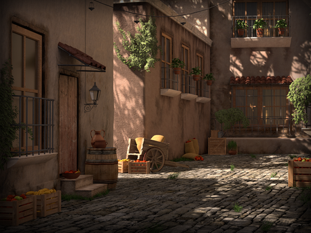 TDU Alley [Lighting Challenge]