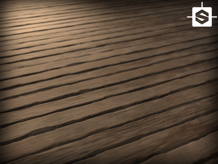 Plain Wood Planks Substance