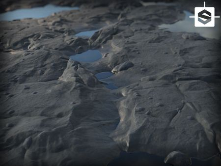 Seaside Cliff Substance