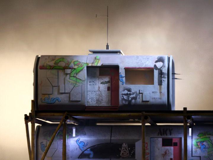 Facade - The Urban Slum