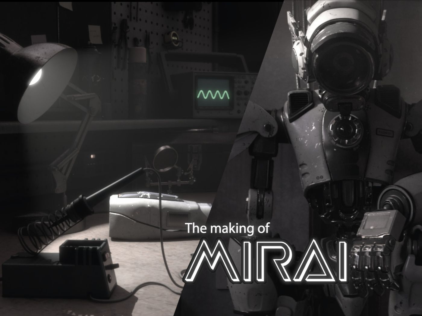 The making of MIRAI