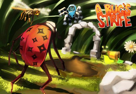 A Bug's Strife PC Game