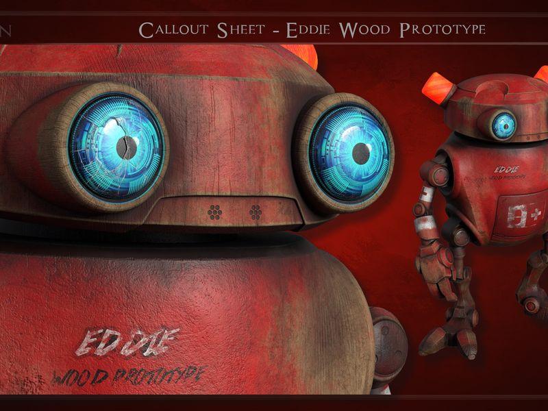 Eddie Wood prototype