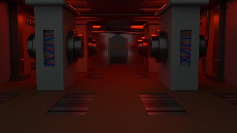 3D Modeling - Scenario