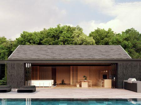 Dos Aguas House