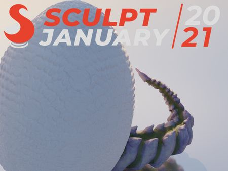 SculptJanuary 2021