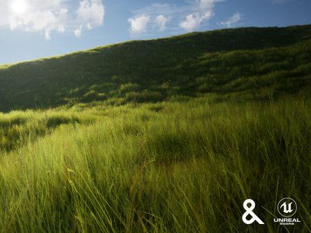Nordic Landscape UE4-TEASER