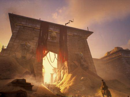 Egyptian Ruin I UE4