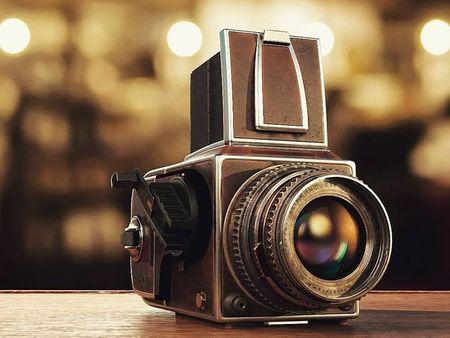 Vinatage Camera