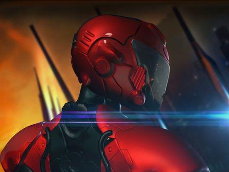 MK IV Mech Suit