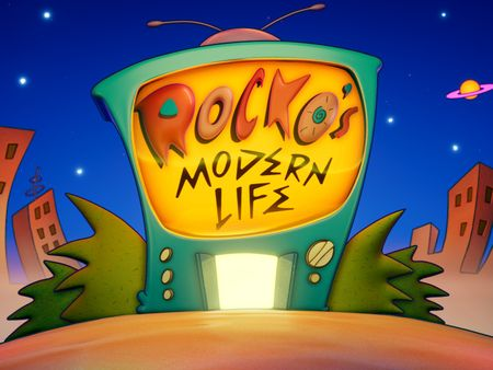 Rocko's Modern Life (Fan Art)