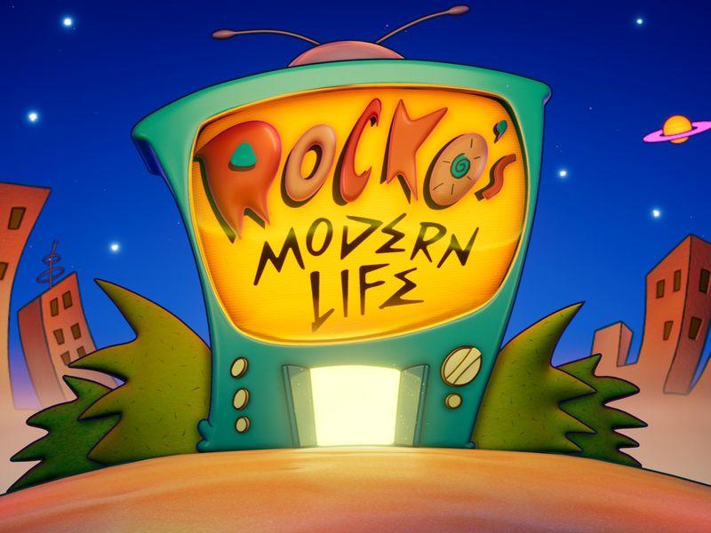 Rocko's Modern Life (Fan Art)